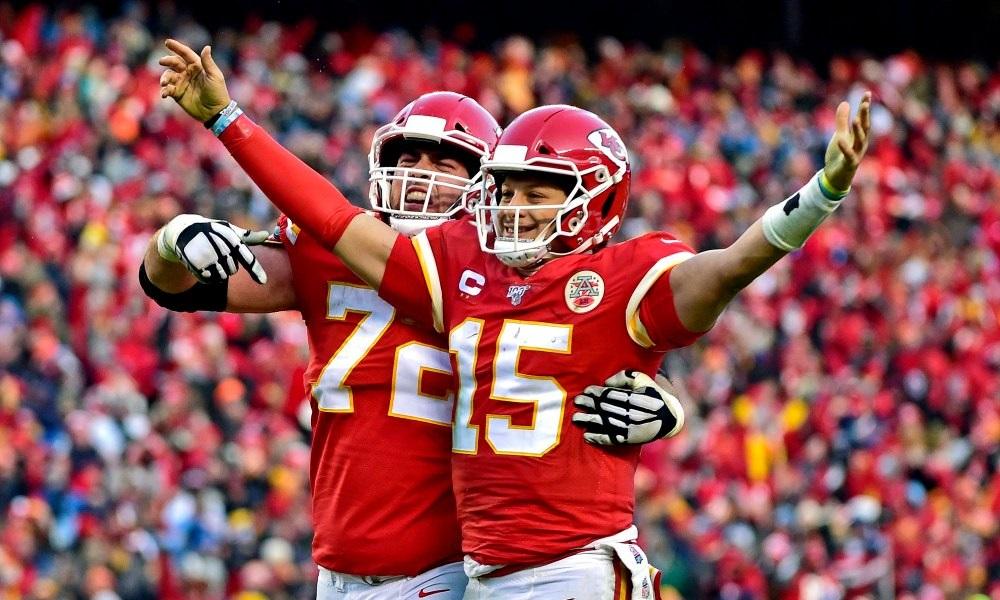 Kansas City Chiefs  gana título de la NFL