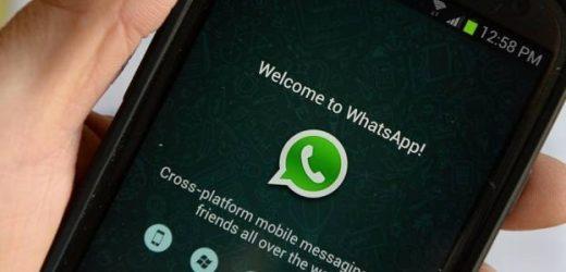 Descubren fallo de seguridad de WhatsApp