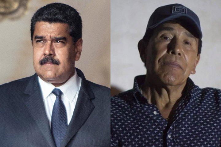 """Liga EEUU a Caro Quintero """"El Narco de Narcos"""" con Nicolás Maduro"""
