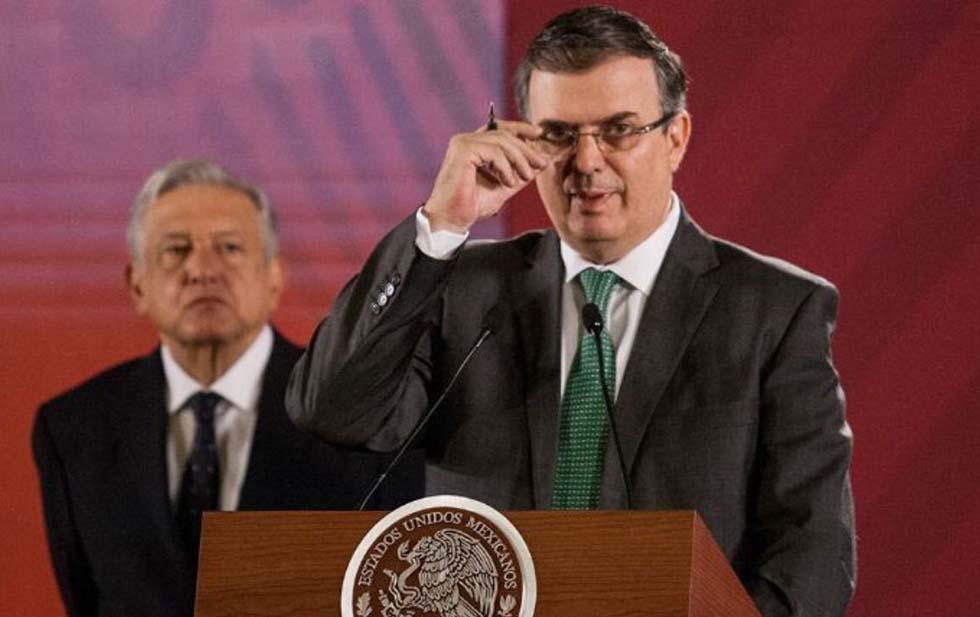 El proximo sábado se cerrará frontera México-EU