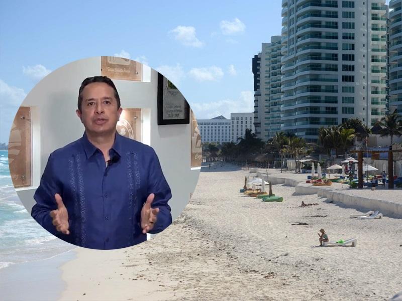 Suman 42 casos positivos de Covid-19 en Quintana Roo