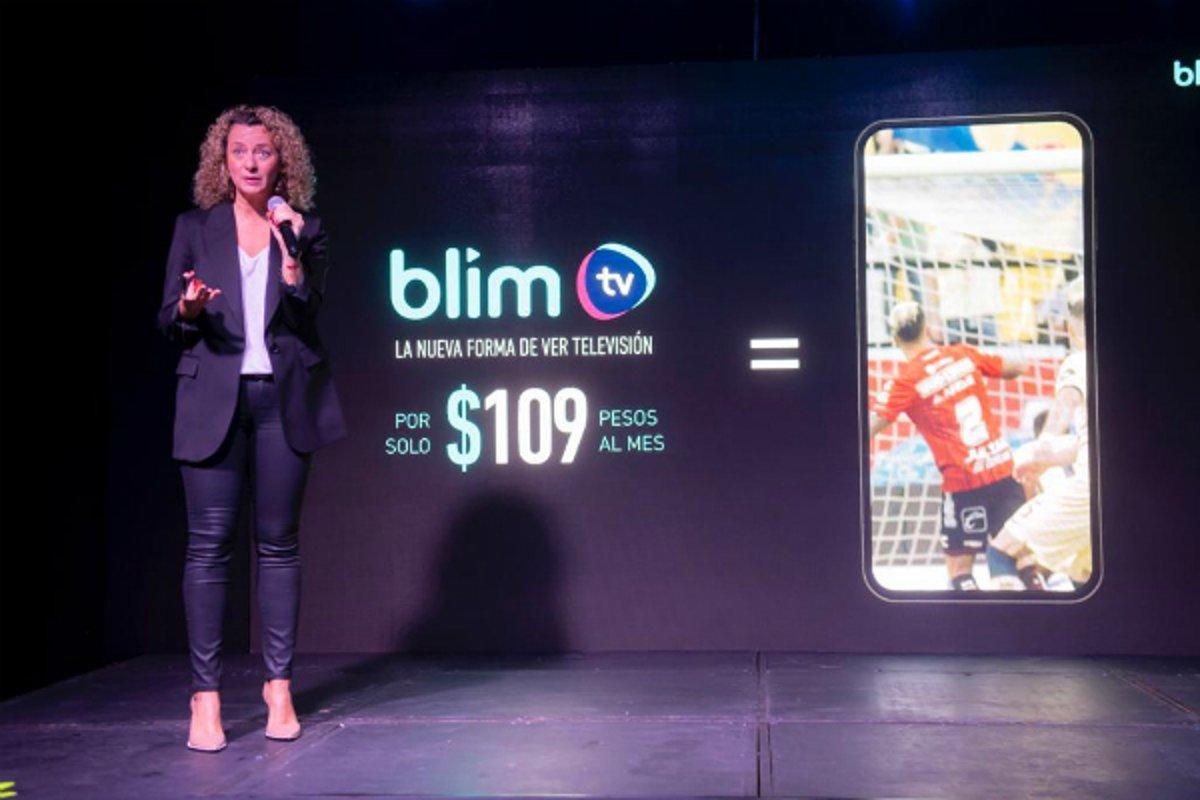 Blim tv abre su catálogo por 30 días gratis para que se queden en casa