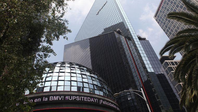 BMV registra ligera ganancia