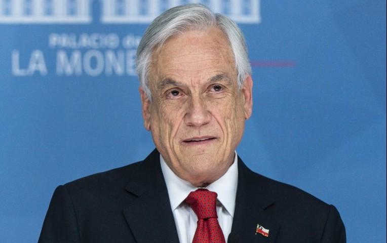 Sebastián Piñera presidente de Chile culpa a mujeres por sufrir abusos