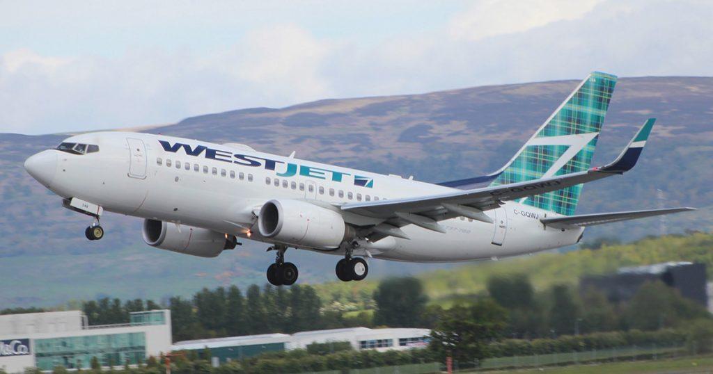 Sale vuelo de Cancún con dos presuntos casos de COVID-19  a Canadá