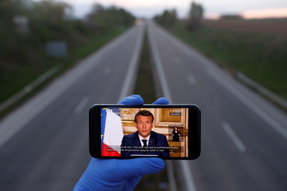 Francia alarga cuarentena hasta el 11 de mayo