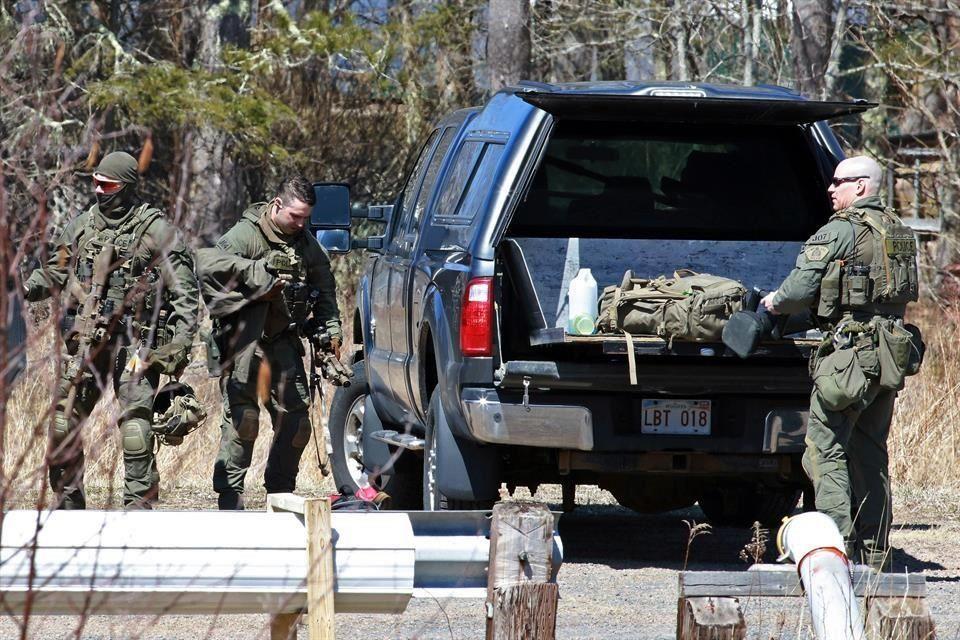 Masacre en Canadá deja 23 muertos