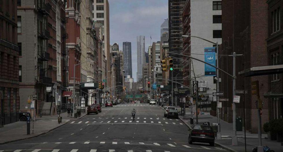 Nueva York calcula reapertura hasta julio o agosto