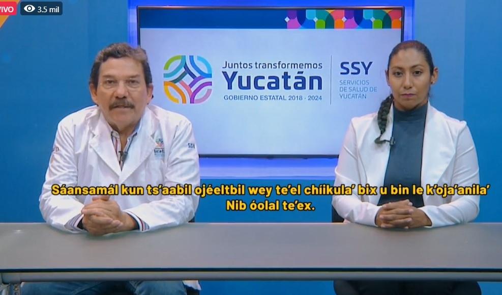 Confirman nueve decesos por COVID-19 en Yucatán