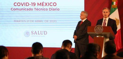 Fase 3 por Covid-19 en México