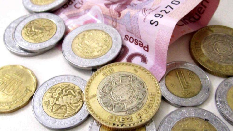 Desinfecta monedas y billetes