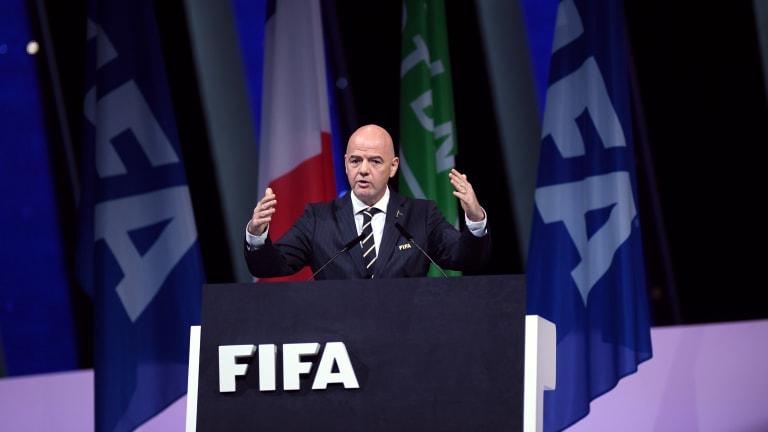 La FIFA anuncia extensión de contratos