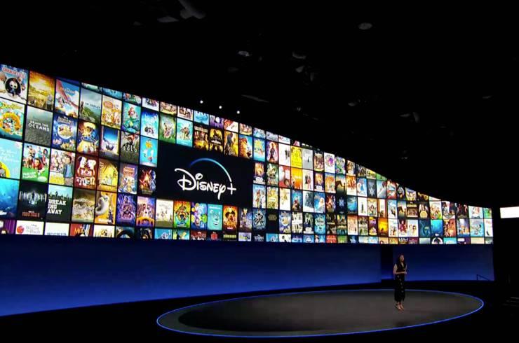 Disney estrenará películas en streaming por coronavirus