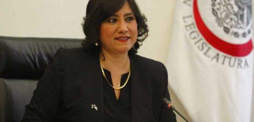 Irma Eréndira Sandoval, titular de la SFP da positivo a Covid-19