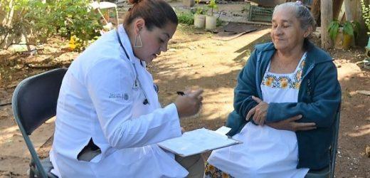 "Gobierno de Quinatana Roo activan  programa ""Médico en tu casa"""