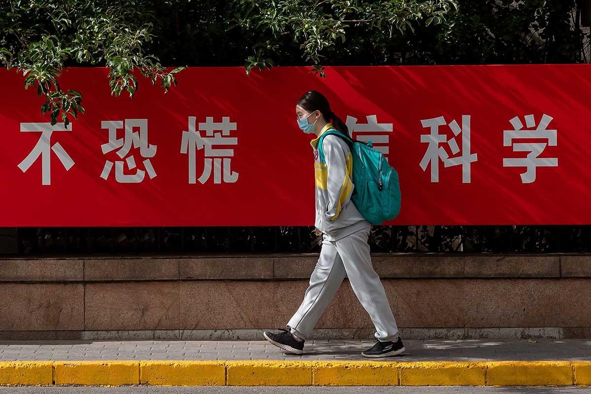 China aísla otra ciudad