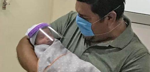 Madre positivo a Covid-19 da a luz en Coahuila