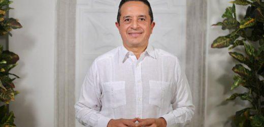Carlos Joaquín llama a redoblar esfuerzos contra el COVID-19