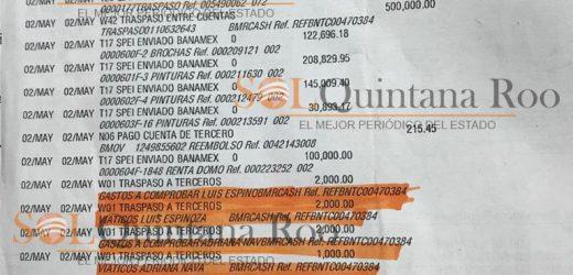 Saquean colaboradores de Puerto Morelos 11 millones de pesos