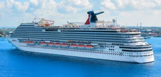 Mexicanos varados en crucero de Disney llegarán a Cozumel