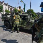 Fuerzas Armadas estarán en las calles hasta 2024