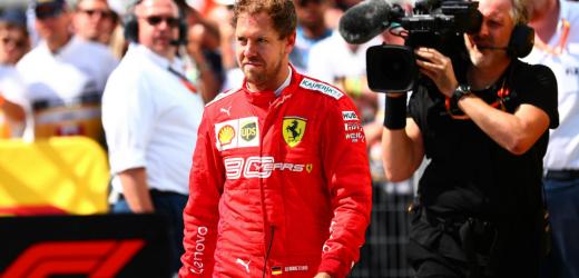 Confirmado Sebastian Vettel dice adiós a  Ferrari