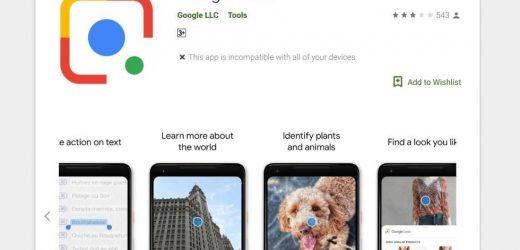 Google Lens permite copiar las notas escritas a mano