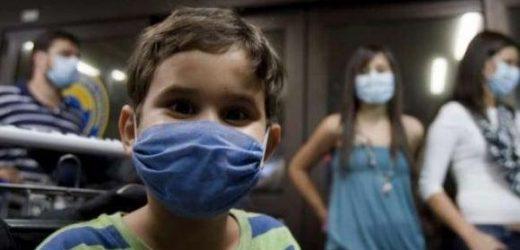 Se incrementan los contagios en niños de COVID-19