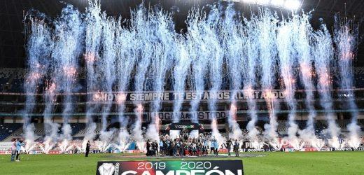 Monterrey se lleva la Copa MX