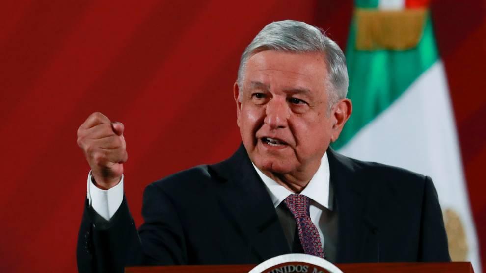 López Obrador libre de covid-19