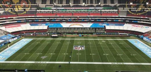 NFL planea un partido en México en 2021