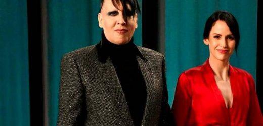 Evan Rachel Wood denunció a la esposa de Marilyn Manson